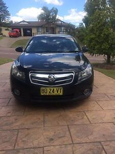 2010 Holden Cruze CDX - Turbo Diesel Rutherford Maitland Area Preview