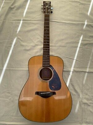 YAMAHA FG700S FULLY RE-FURBISHED TO A VERY STANDARD  SOLID SITKA SPRUCE TOP WOW!