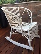 Vintage Split Cane Childs Size Rocking Chair Redland Bay Redland Area Preview