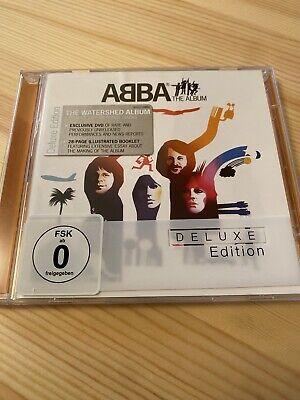 ABBA - The Album - 2 Disc Rare Deluxe Edition