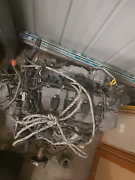 Mazda 2 engine and gearbox 40,000km Hillside Melton Area Preview