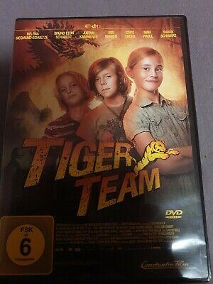 Tiger Team -  Peter Gersina | DVD | #7 ()