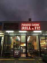 Gold mine pizza/kebab shop Bass Hill Bankstown Area Preview