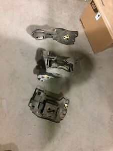 2011 mazda 3 engine mounts
