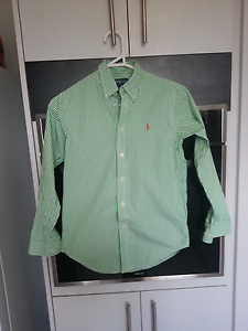 Ralph Lauren boys shirt Ferntree Gully Knox Area Preview