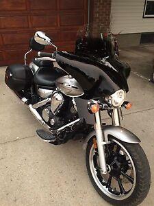 950 Yamaha motorcycle