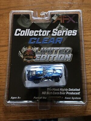 AFX Mega G+ Shelby Collector Series Sealed