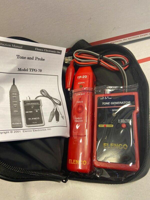 Elenco tpg-70 Probe And Tone Electrical Tesing Device Kit