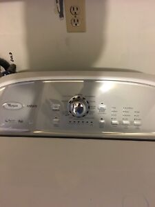 Whirlpool Washer Cycle Won't Start
