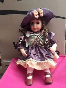 Beautiful Porcelain Doll Bayswater Bayswater Area Preview