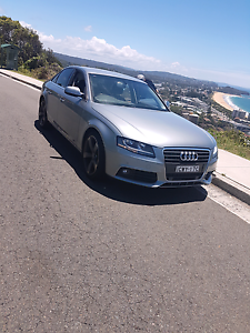 Audi a4 1.8t Low kms price drop Chatswood Willoughby Area Preview