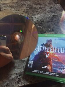 Battlefield 5 and battlefield 1 Xbox one