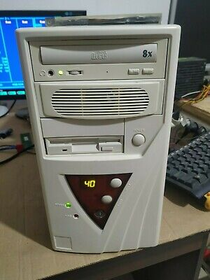 386SX processor/4mb RAM  system unit computer, in working condition!!!
