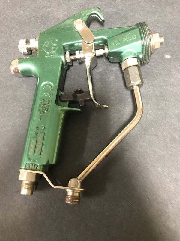 Graco AA Plus Air Assisted Spray Gun with No Tip.