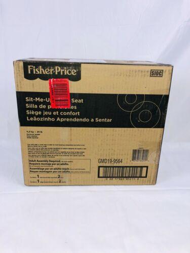 Fisher Price Sit-Me-Up Floor Seat, Navy Garden