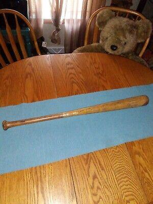 "vintage Adirondack 302 Daryl Spencer Personal Model Wooden baseball bat 33"""