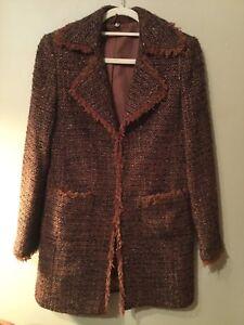 Chanel style jacket/coat