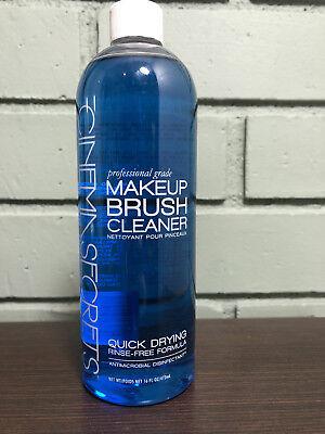 Cinema Secrets MakeUp Brush Cleanser Quick Dry Rinse Free Formula 16oz