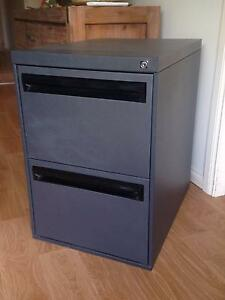 Two-drawer filing cabinet Wauchope Port Macquarie City Preview