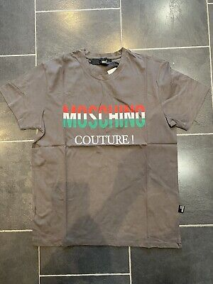 Moschino Couture Unisex T-Shirt Size Small RRP £89