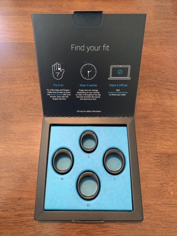 Amazon Echo Loop Fit Kit For Loop Sizing