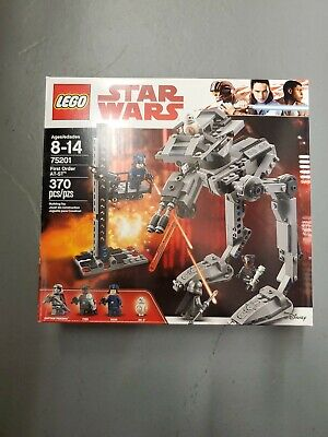 LEGO Star Wars Episode IV: First Order AT-ST (75201) NIB 2018 Set Rare New