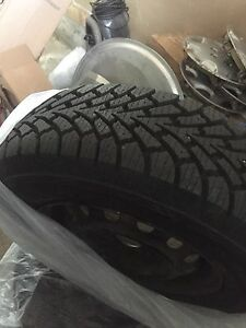 5 brand new winter tires for sale