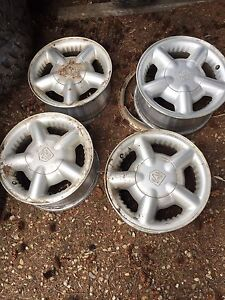 "Dodge Dakota 15"" rims"