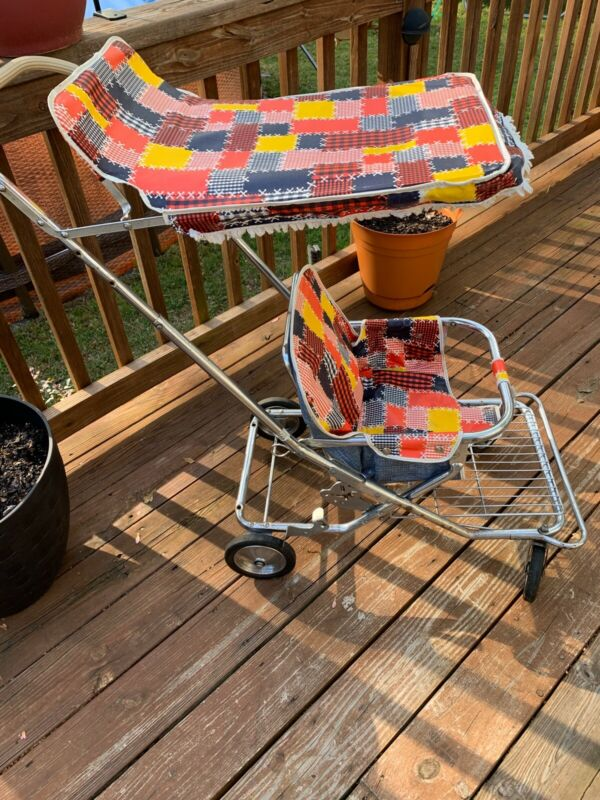Taylor Tot Baby Child Carriage Stroller Retro Vintage 1960's 1970's