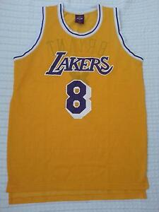 KOBE BRYANT L.A. LAKERS JERSEY STAPLES CENTER EDITDION Dee Why Manly Area Preview