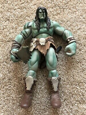 "MARVEL LEGENDS Hasbro 6"" SKAAR SON OF HULK FIN FANG FOOM SERIES ACTION FIGURE"
