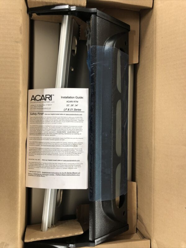 ACARI 101 Series  22 Inch Vehicle Rooftop Mounting Platform And Kit For Ford