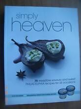 Simply Heaven Philadelphia Cookbook Oakleigh Monash Area Preview