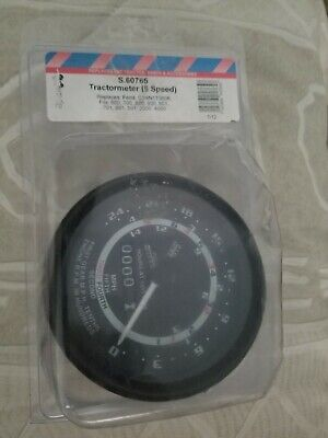 Sparex Ford Tractor Tractormeter 5sp 600 601 700 701 800 801 900 901 2000 4000