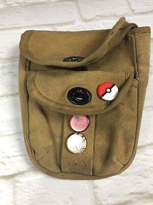 Pokémon Go Ultra Rare Catching Bag Only On On Ebay Pikachu