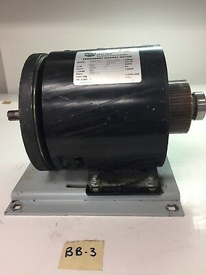 Imperial Electric P56sd154 Permanent Magnet Dc Motor 24vdc Warranty