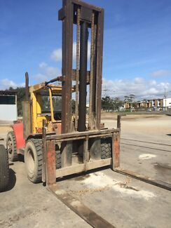7T hyster forklift 180h Mount Low Townsville Surrounds Preview