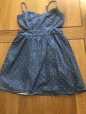 abercrombie and fitch Spotted Dress Size Small