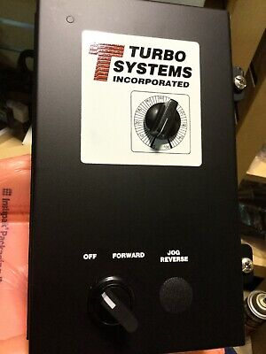 Ac Techturbo Systems Variable Speed Ac Motor Control System