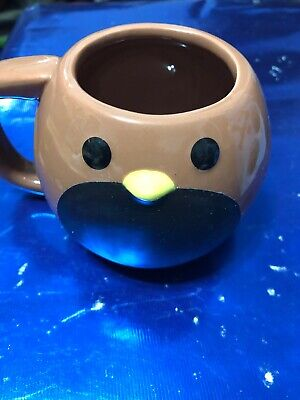 Paladone Robin Heat Change Mug Coffee Bird lovers Spring hot cold novelty cup Birds Hot Cold Cups
