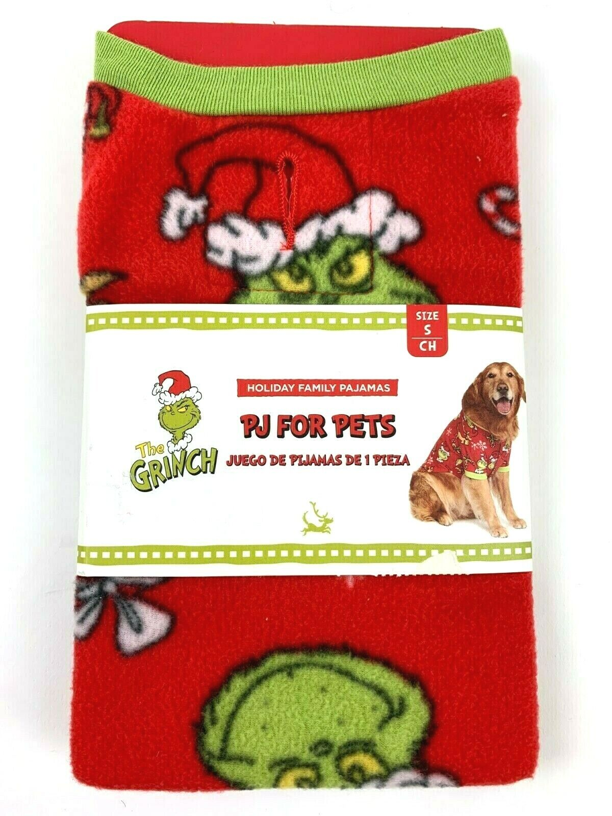Pets Dog Christmas Sweater Holiday