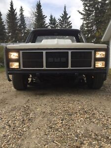1986 GMC Short Box