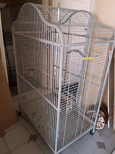 Bird Cage/ Parrot Aviary Seaholme Hobsons Bay Area Preview