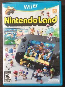 Jeu WiiU Nintendo Land