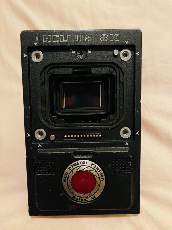 RED Helium Epic-W 8K Sensor Parts