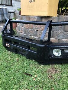 Toyota Prado ARB bullbar