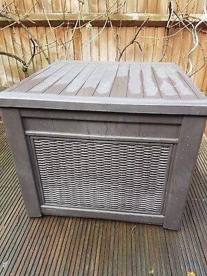 Keter Waterproof outdoor storage box