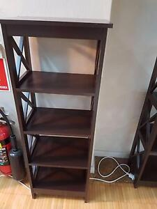 Bookshelves Brown Small Mount Riverview Blue Mountains Preview