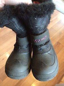 Kanji winter boots size 8 good to -30C