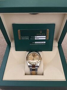Rolex DateJust II - 116333 Two Tone 18k yellow gold Mount Pleasant Melville Area Preview
